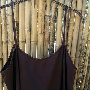 Dresses & Skirts - Vintage Brown Slip Dress
